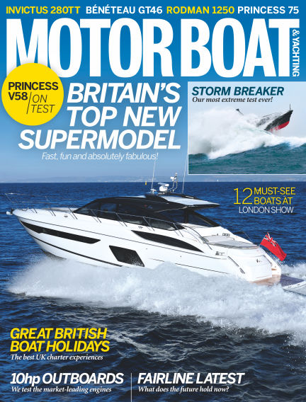 Motor Boat & Yachting February 04, 2016 00:00