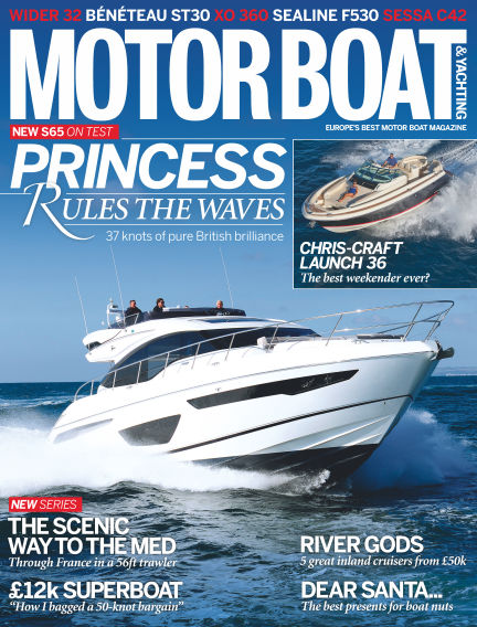 Motor Boat & Yachting January 07, 2016 00:00