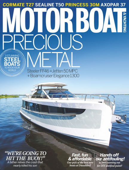 Motor Boat & Yachting March 04, 2016 00:00