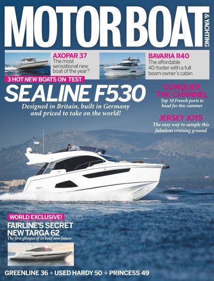 Motor Boat & Yachting July 07, 2016 00:00