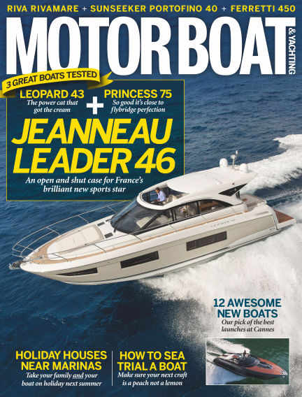 Motor Boat & Yachting August 04, 2016 00:00