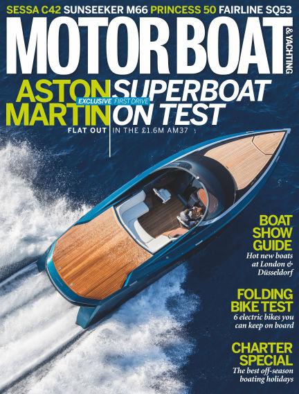 Motor Boat & Yachting January 05, 2017 00:00