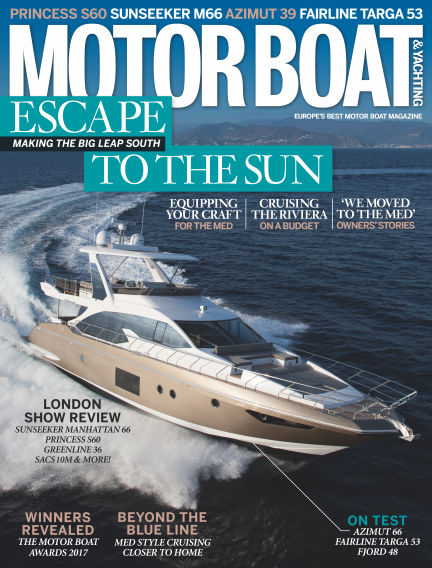 Motor Boat & Yachting February 02, 2017 00:00