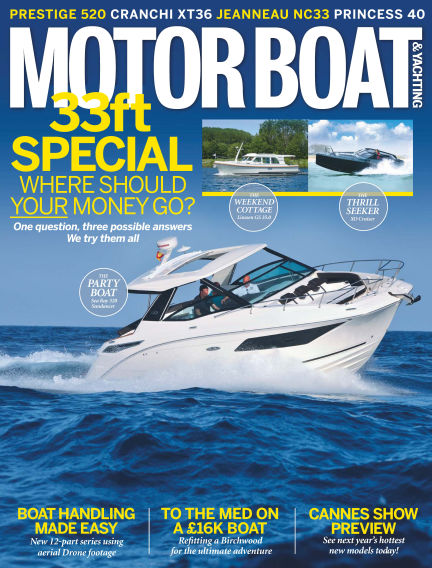 Motor Boat & Yachting August 03, 2017 00:00