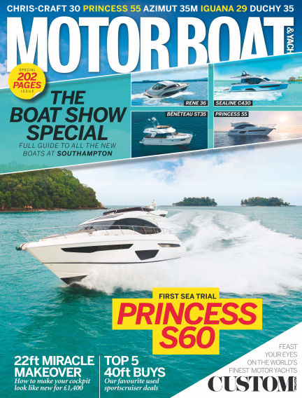 Motor Boat & Yachting September 07, 2017 00:00
