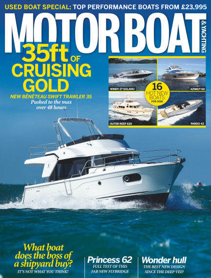 Motor Boat & Yachting November 09, 2017 00:00
