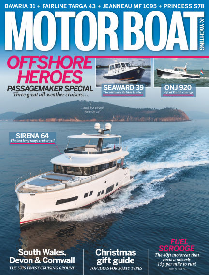 Motor Boat & Yachting December 07, 2017 00:00