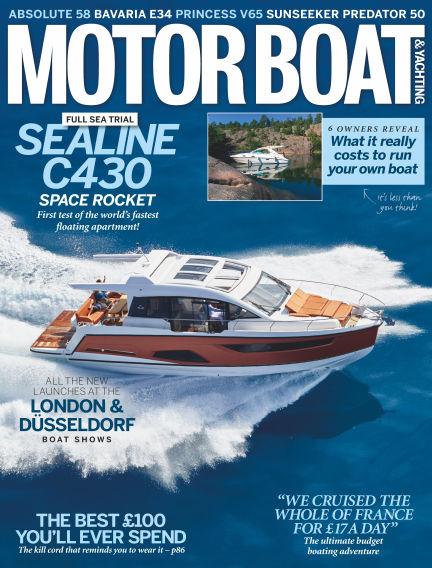 Motor Boat & Yachting January 04, 2018 00:00