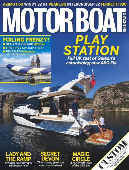 Motor Boat & Yachting April 05, 2018 00:00