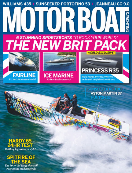 Motor Boat & Yachting June 01, 2018 00:00