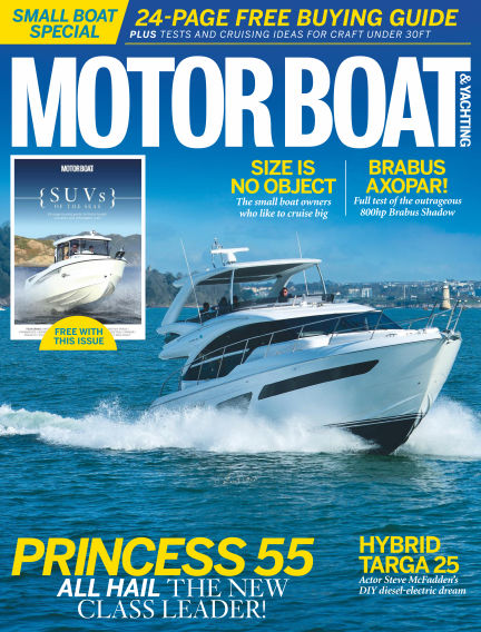 Motor Boat & Yachting July 05, 2018 00:00