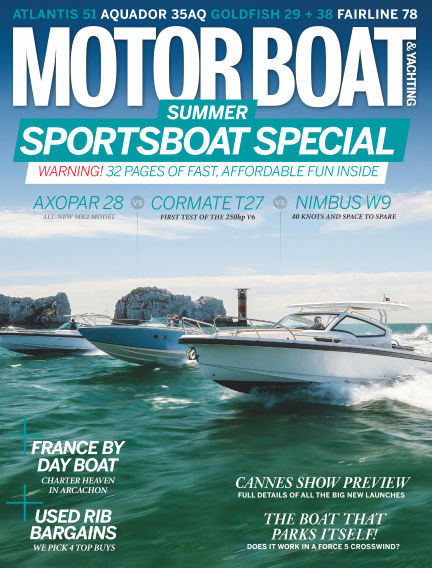 Motor Boat & Yachting August 02, 2018 00:00