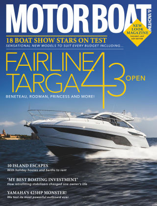 Motor Boat & Yachting Nov 2018