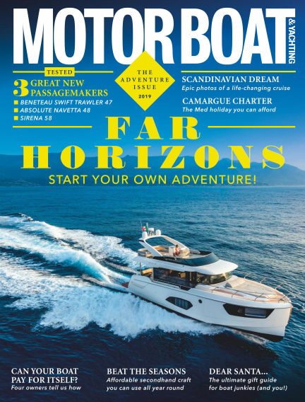 Motor Boat & Yachting December 06, 2018 00:00