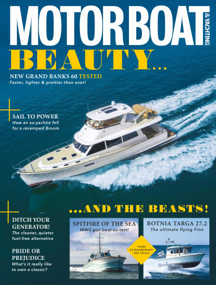 Motor Boat & Yachting January 03, 2019 00:00