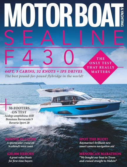 Motor Boat & Yachting February 07, 2019 00:00