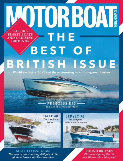 Motor Boat & Yachting June 06, 2019 00:00