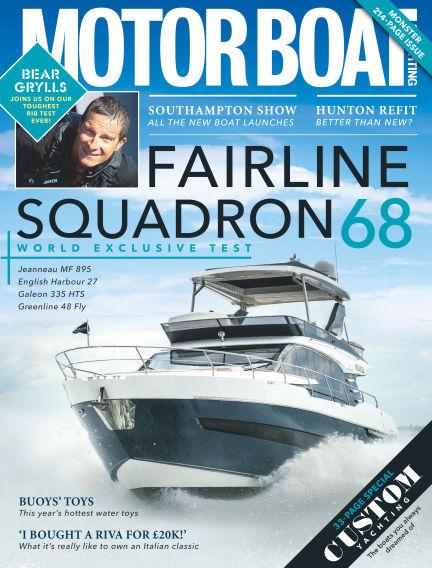Motor Boat & Yachting September 05, 2019 00:00