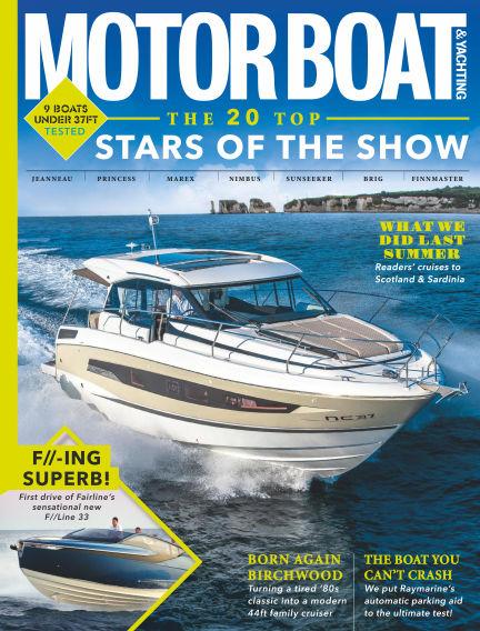 Motor Boat & Yachting October 10, 2019 00:00