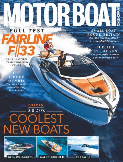 Motor Boat & Yachting November 07, 2019 00:00