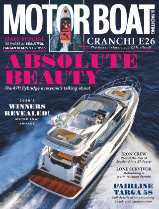 Motor Boat & Yachting Mar 2020
