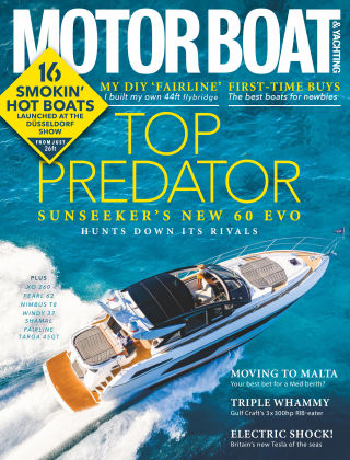 Motor Boat & Yachting Apr 2020