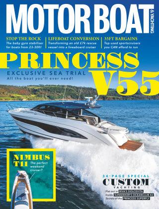 Motor Boat & Yachting May 2020