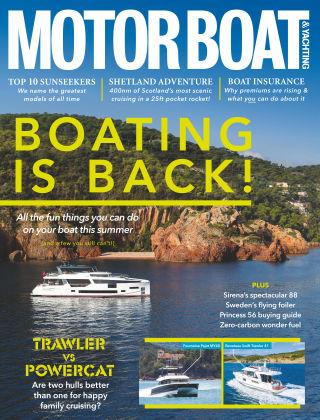 Motor Boat & Yachting Jul 2020