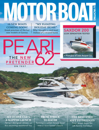 Motor Boat & Yachting September 2020