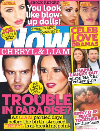 Now Magazine International 27th February 2017