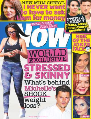 Now Magazine International 27th March 2017
