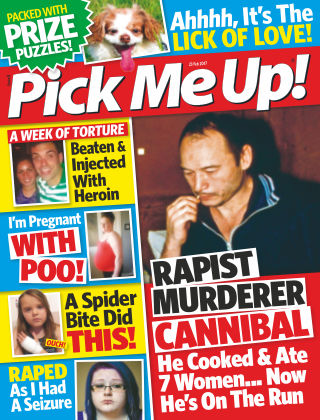 Pick Me Up! Magazine 23rd February 2017