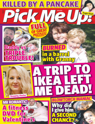 Pick Me Up! 8th February 2018
