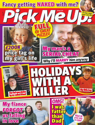 Pick Me Up! 10th May 2018