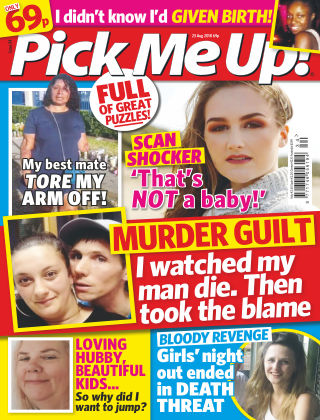 Pick Me Up! 23rd August 2018