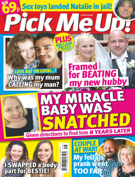Pick Me Up! February 14, 2019 00:00