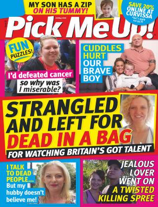 Pick Me Up! May 28 2020