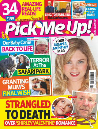 Pick Me Up! Specials Issue 08 - 2017
