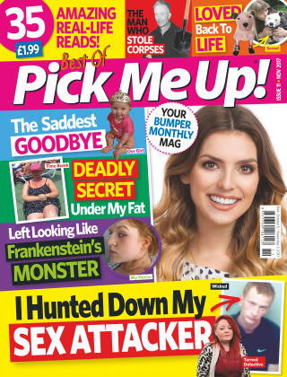 Pick Me Up! Specials Issue 11 - 2017