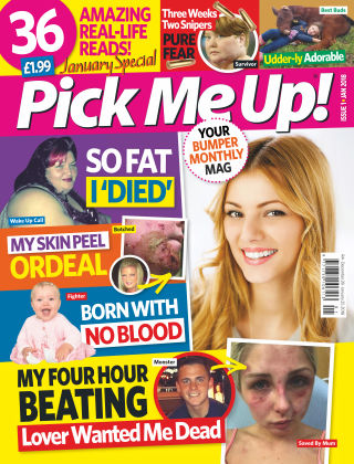 Pick Me Up! Specials Issue 1 - 2018