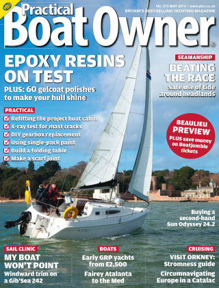Practical Boat Owner May 2014