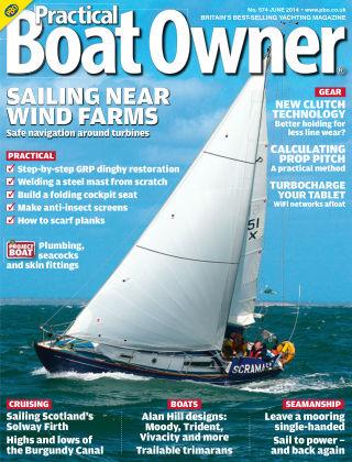 Practical Boat Owner June 2014