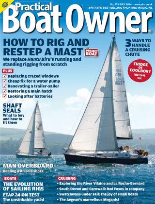 Practical Boat Owner July 2014