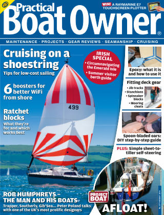 Practical Boat Owner August 2014