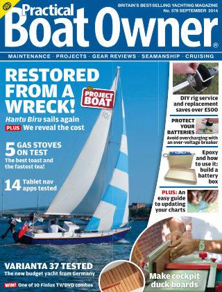 Practical Boat Owner September 2014
