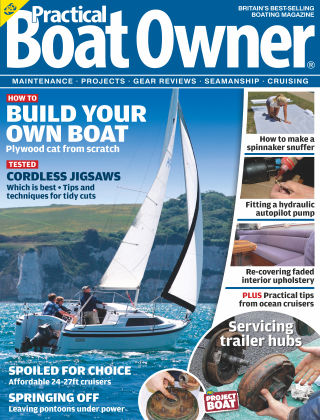 Practical Boat Owner March 2015