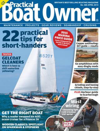 Practical Boat Owner April 2015