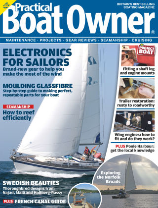 Practical Boat Owner July 2015