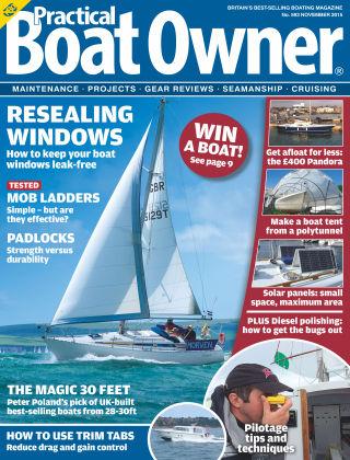 Practical Boat Owner November 2015