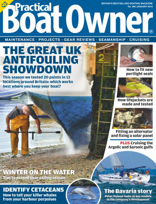 Practical Boat Owner January 2016